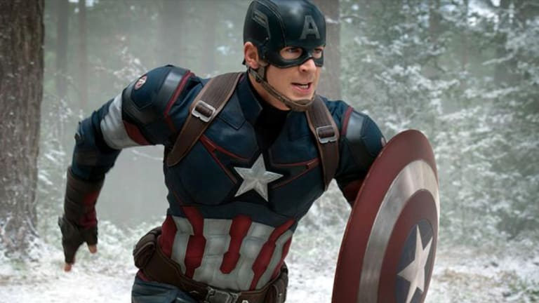Captain America Shouts Out Iconic NYC Tattoo Shop