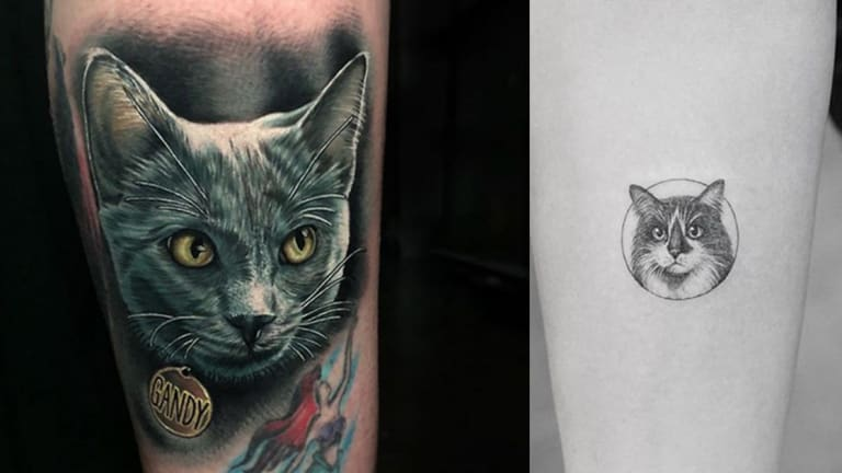 Celebrate National Kitten Day with Tattoos!