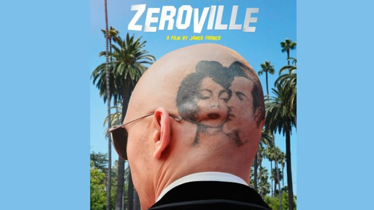 2019's Zeroville Features James Franco, Megan Fox, Will Ferrell, and a Huge Head Tattoo