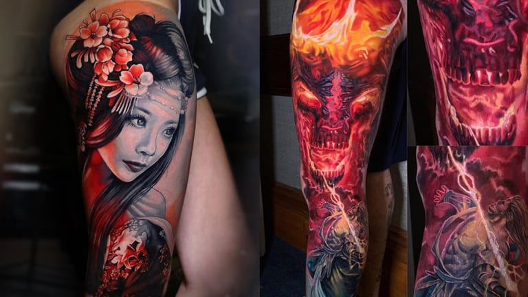 Here's What You Missed from the 2019 NY Empire State Tattoo Convention