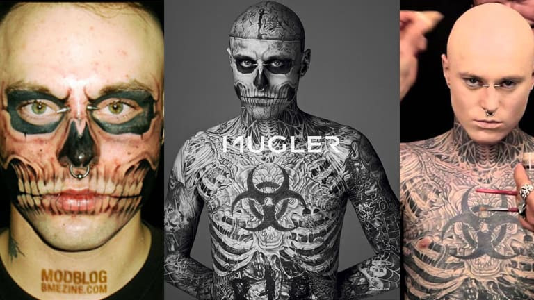Looking Back at the Life of Zombie Boy, One Year After His Death