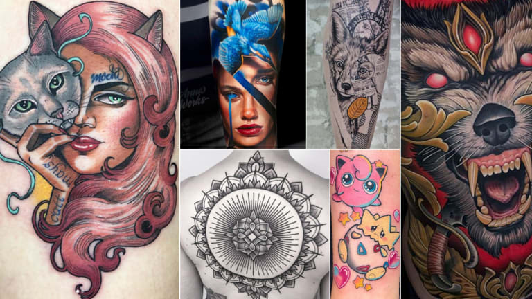 25 Reasons To Go To Germany For Your Next Tattoo Appointment