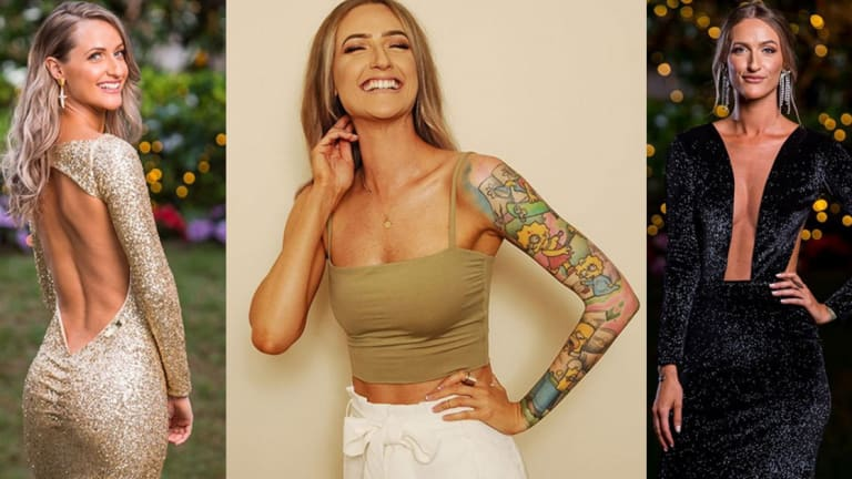 You Won't Believe Why Producers Made This Bachelor Contestant Cover Up Her Tattoos