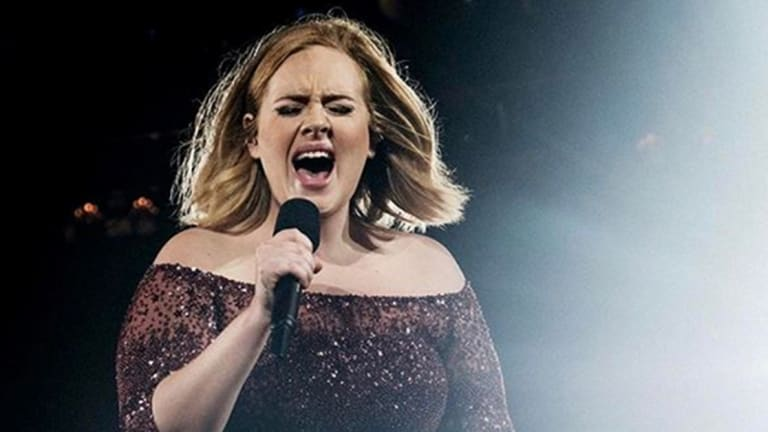 Did Adele Just Get a New Tattoo?