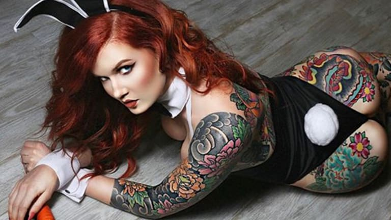 Inked Girl of the Week: Luna Marie