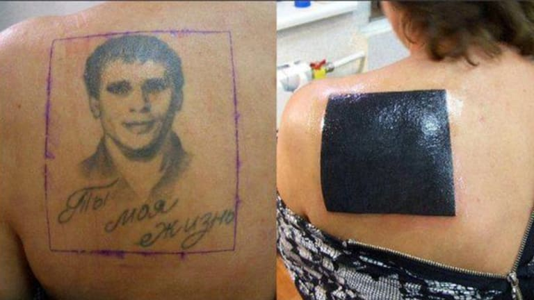 15 Terrible Coverups That Might Be Worse Than Their Original Tattoos