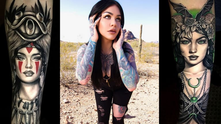Nikki Simpson Dishes on Becoming an Ink Master Coach