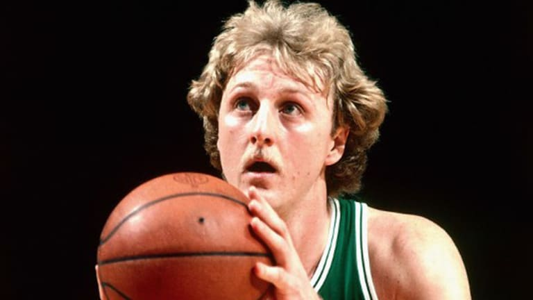 Larry Bird Hates His New Tatted Up Mural