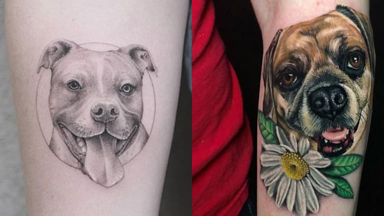 Celebrate National Dog Day with 25 Pawesome Tattoos