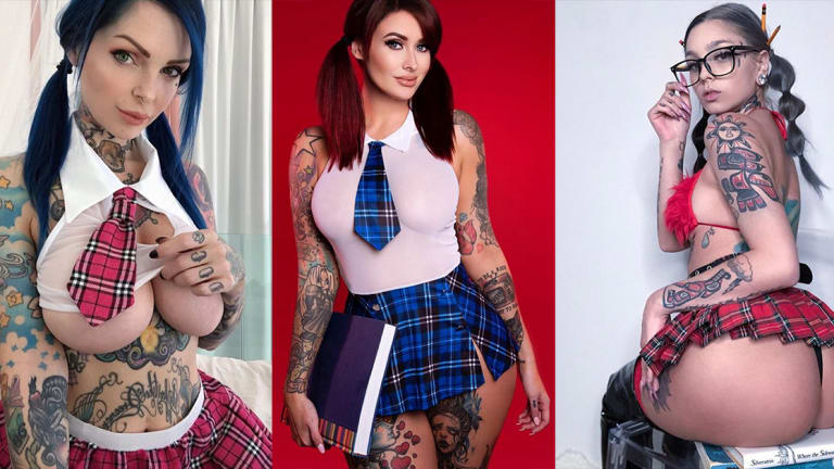 Celebrate Back to School with Studious School Girls
