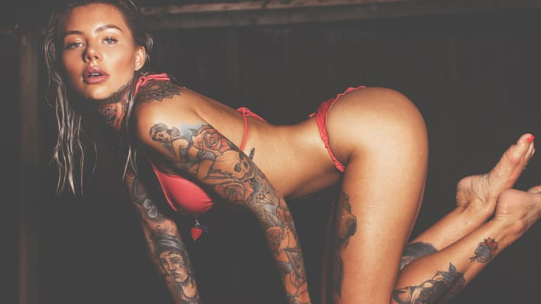 Inked Girl of the Week: Izzy What