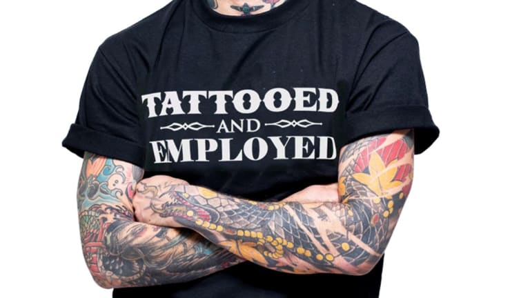 25 Tattoos Which Make You Unhireable