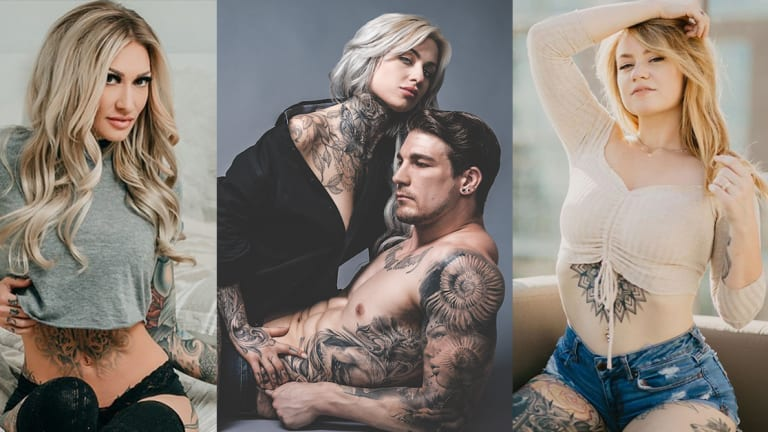 25 Talented Tattoo Artists Who are Hot Hot HOT