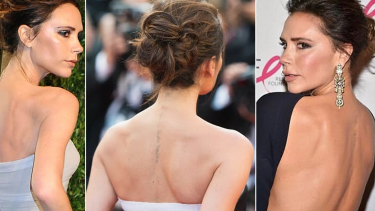Victoria Beckham: We Love To Watch You Leave, But Hate To See Your Ink Go