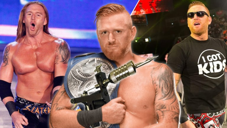 Heath Slater Heads To Hometown Hero For His Newest Tattoo