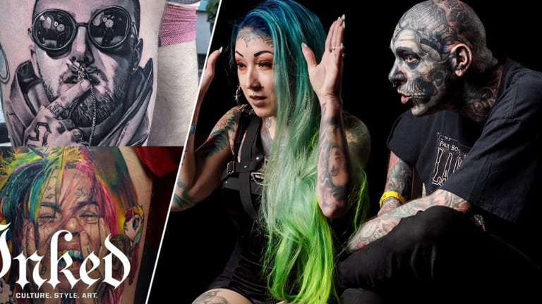 Who Tattooed It Better? Tattoo Artists Weigh in on Celebrity Portraits