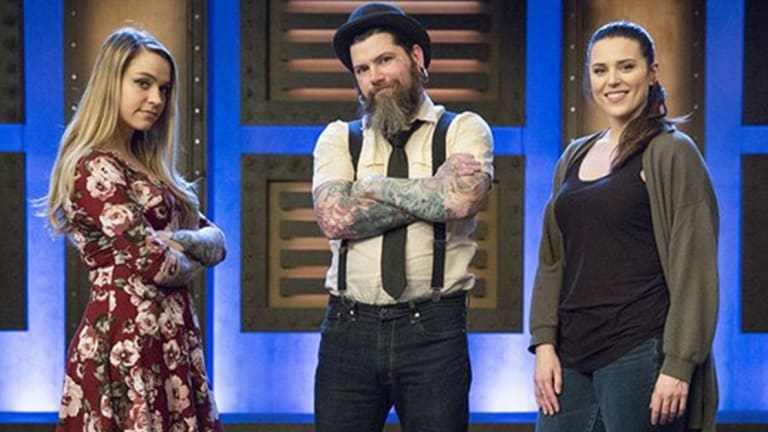 Every Tattoo from Ink Master Season 12's Three Finalists This Season