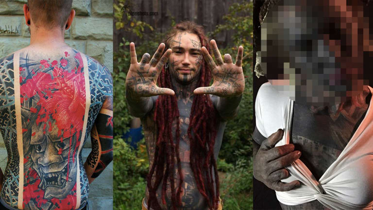This World Famous Artist Gave Up Tattooing to Become an Adult Filmmaker