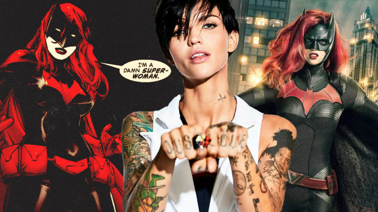 Why Ruby Rose Covers Some Of Her Tattoos For Batwoman