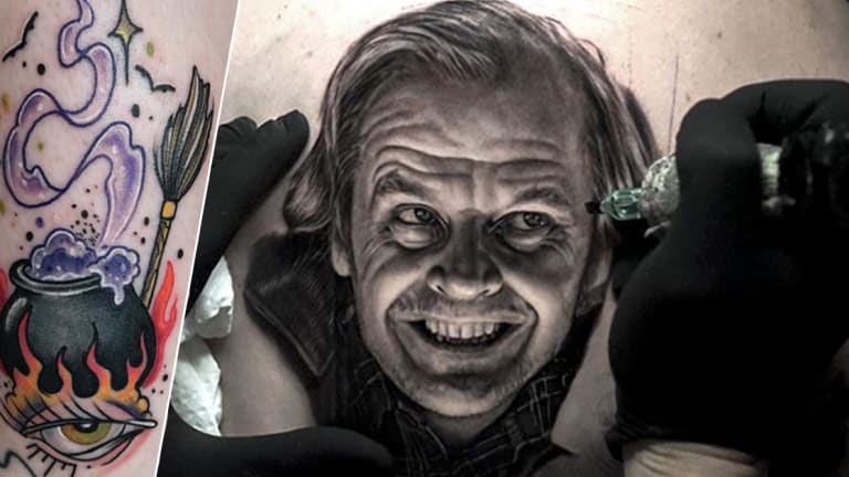 50 Best Spooky and Scary Tattoos