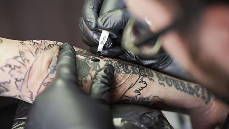 You Won't Believe the Tattoo This Man Got to Overcome Social Anxiety