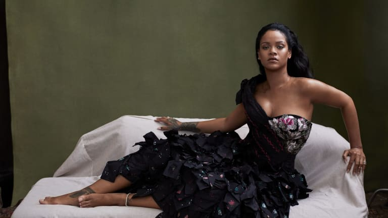 Rihanna Confirms New Music is Coming in Latest Vogue Interview
