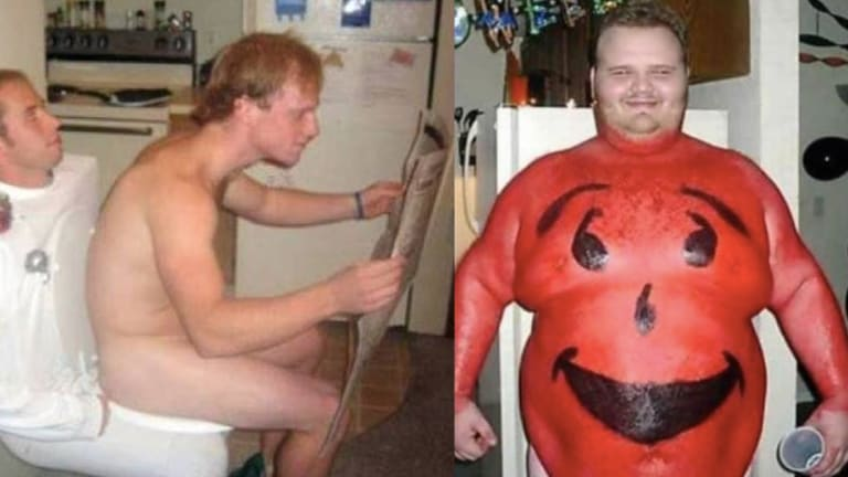 15 Halloween Costumes So Bad They're Good