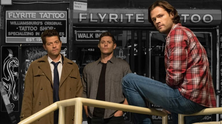 Supernatural's Winchester Men Cast Members Get Tattoos For Final Season