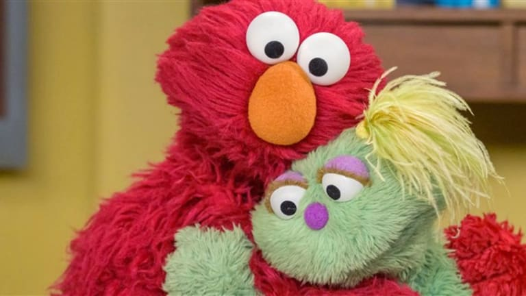 Karli, The Muppet Living With Her Mother's Addiction