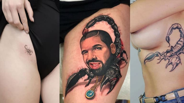 15 Tattoos Just for Scorpios