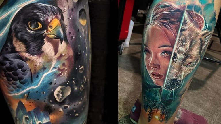 Here's What You Missed From the 2019 Calgary Tattoo Convention
