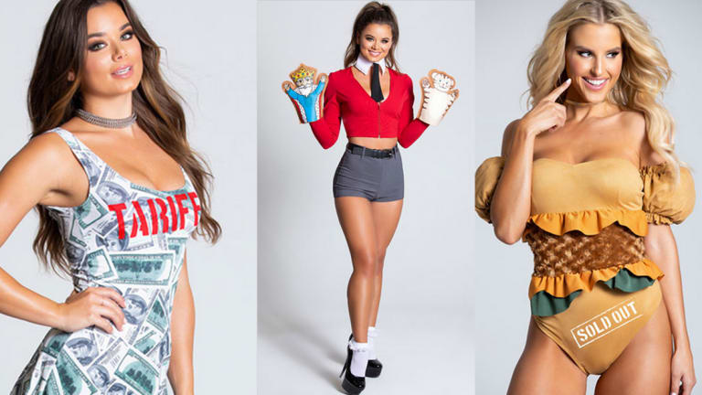 "Mr. Rogers, Popeye's Chicken Sandwich and ""Rise and Shine""—10 Sexy Halloween Costumes We Didn't Ask For"