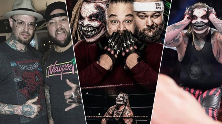 Tattoo Artist and Illustrator for WWE, Kyle Scarborough, Tattoos Bray Wyatt's Hand