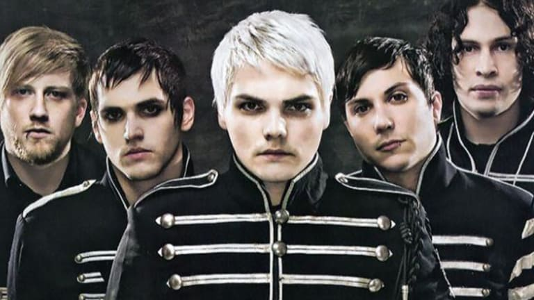 My Chemical Romance is Back and We Can't Breathe