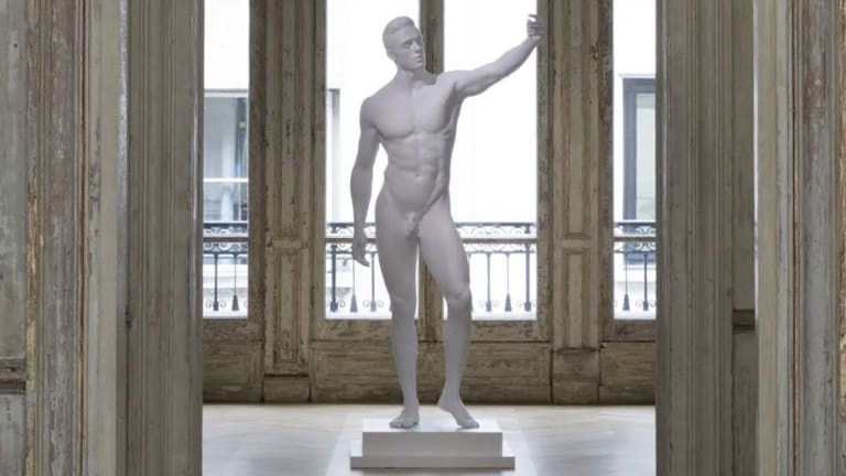 Artist Says He's Humiliated after UN Cultural Agency Covers Nude Sculptures With Underwear
