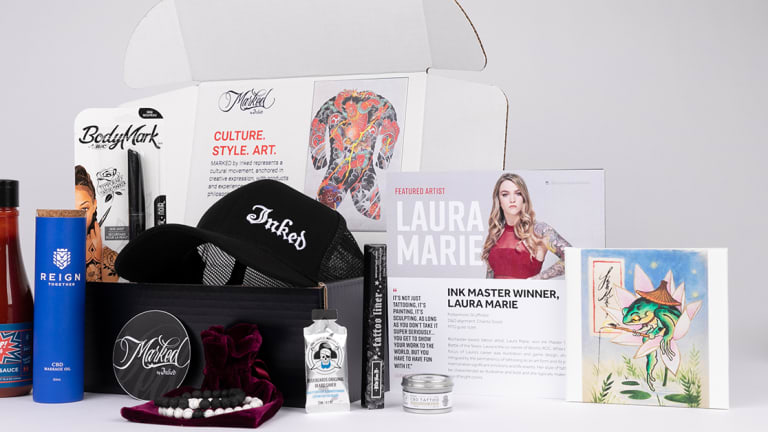 Marked by Inked: Your Next Monthly Obsession