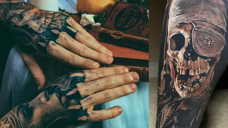 20 Examples of Beautiful Healed Tattoos