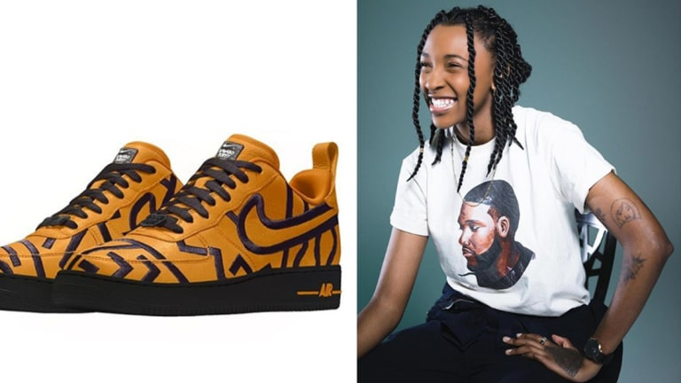 Meet the South African Artist Who's Collaborated with Nike and Coca-Cola