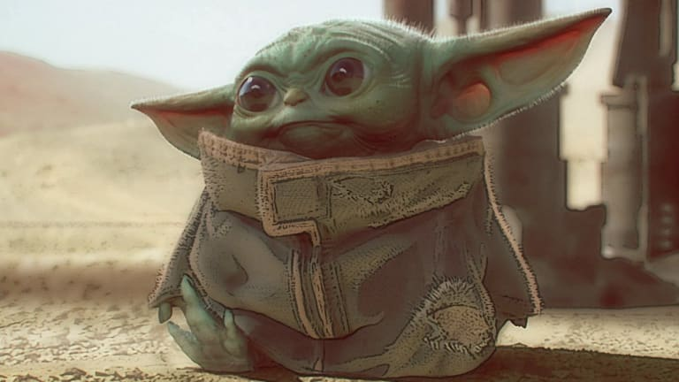 Baby Yoda Tattoos That You Just Want to Squish