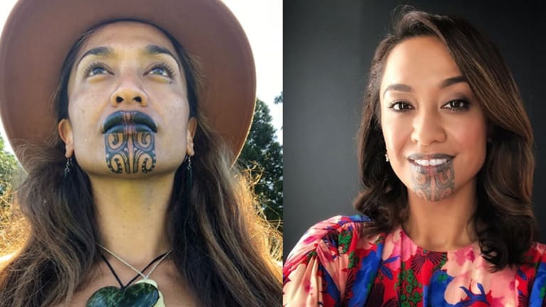 Broadcast Journalist Makes History with Face Tattoos