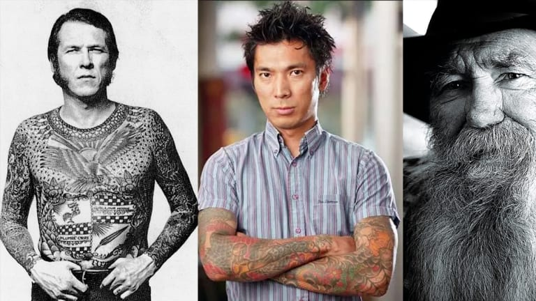 5 Tattoo Icons Who Passed Away in 2019
