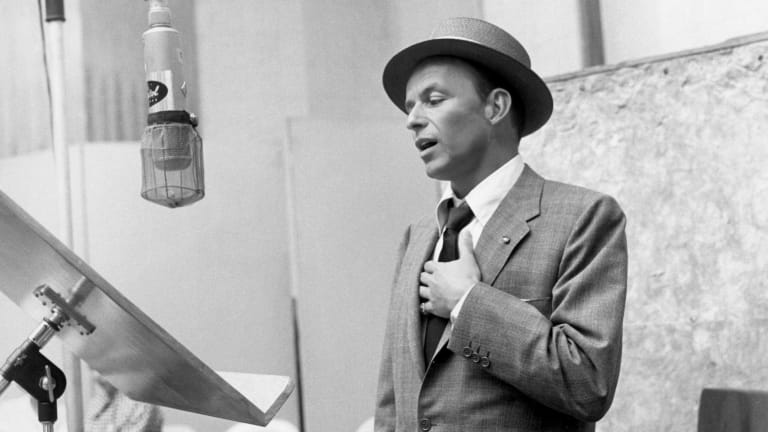 Frank Sinatra Would Be 104 Years Old Today