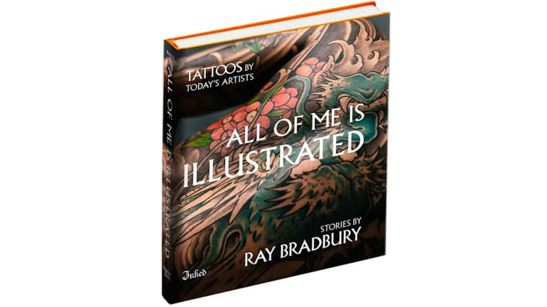 This is the Tattoo Art Book of the Decade