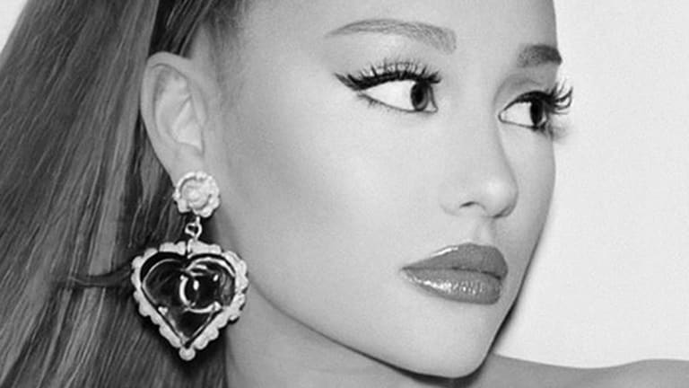 "Ariana Grande Got Matching Tattoos with Her ""Family"""