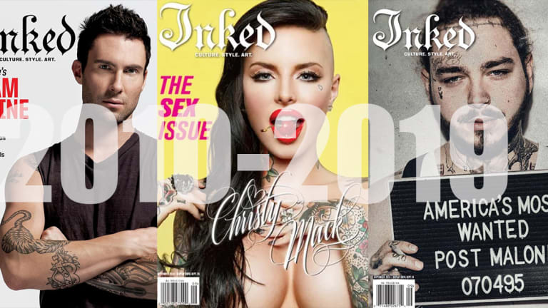 Celebrate Inked's Best Moments of the Decade