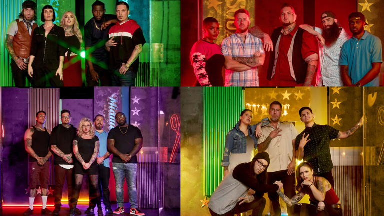 Ink Master's Returning Artists Respond to Season 13's Turf War