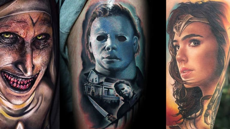 The 20 Most Anticipated Films of 2020 Illustrated in Ink