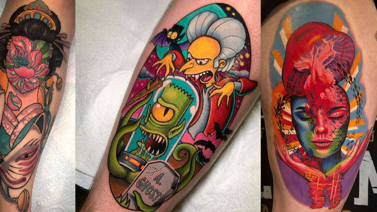 Here's What You Missed From the 2020 Philadelphia Tattoo Convention