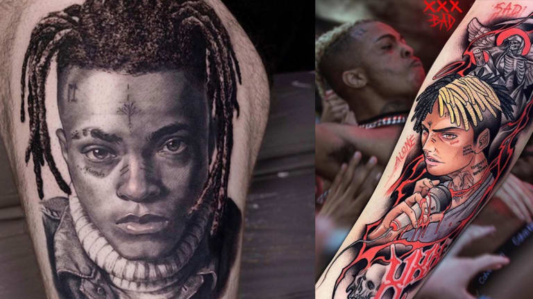 Celebrate XXXTentacion's 22nd Birthday with 10 Tattoos of the Late Rapper