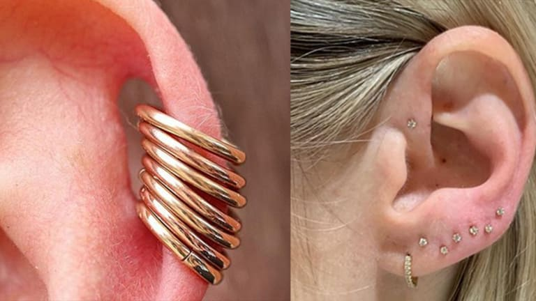Five Uncommon Piercings You'll Love for 2020